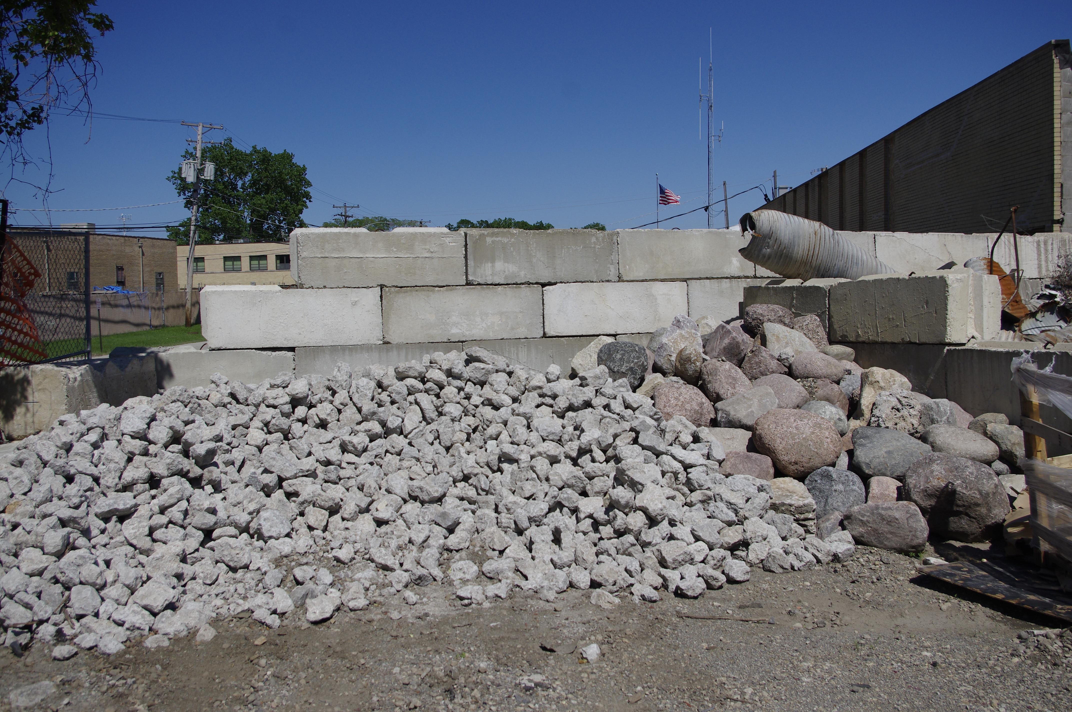 bulk rock