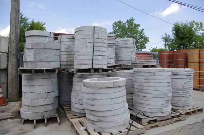 concrete adjustment ring