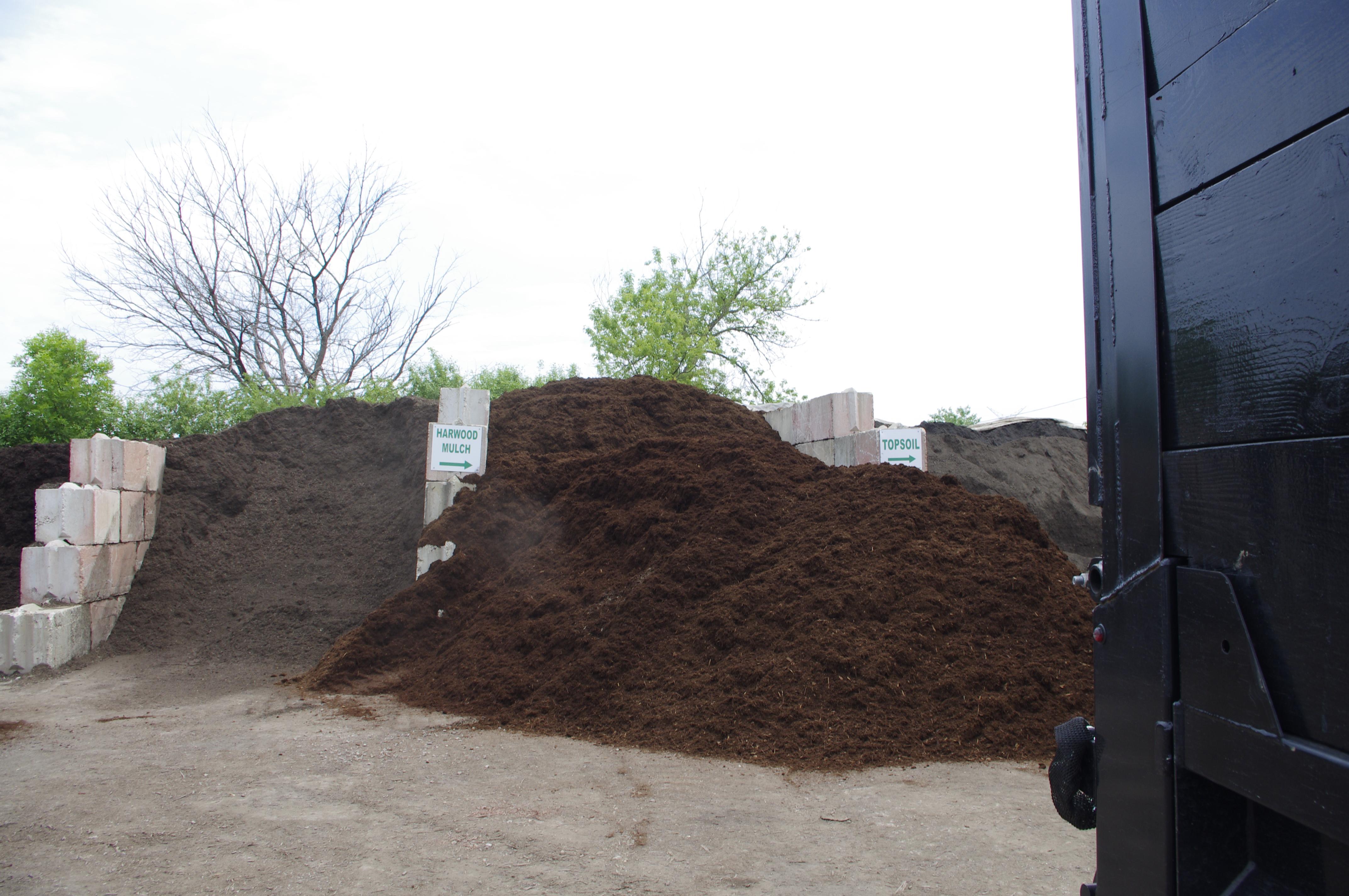 hardwood mulch