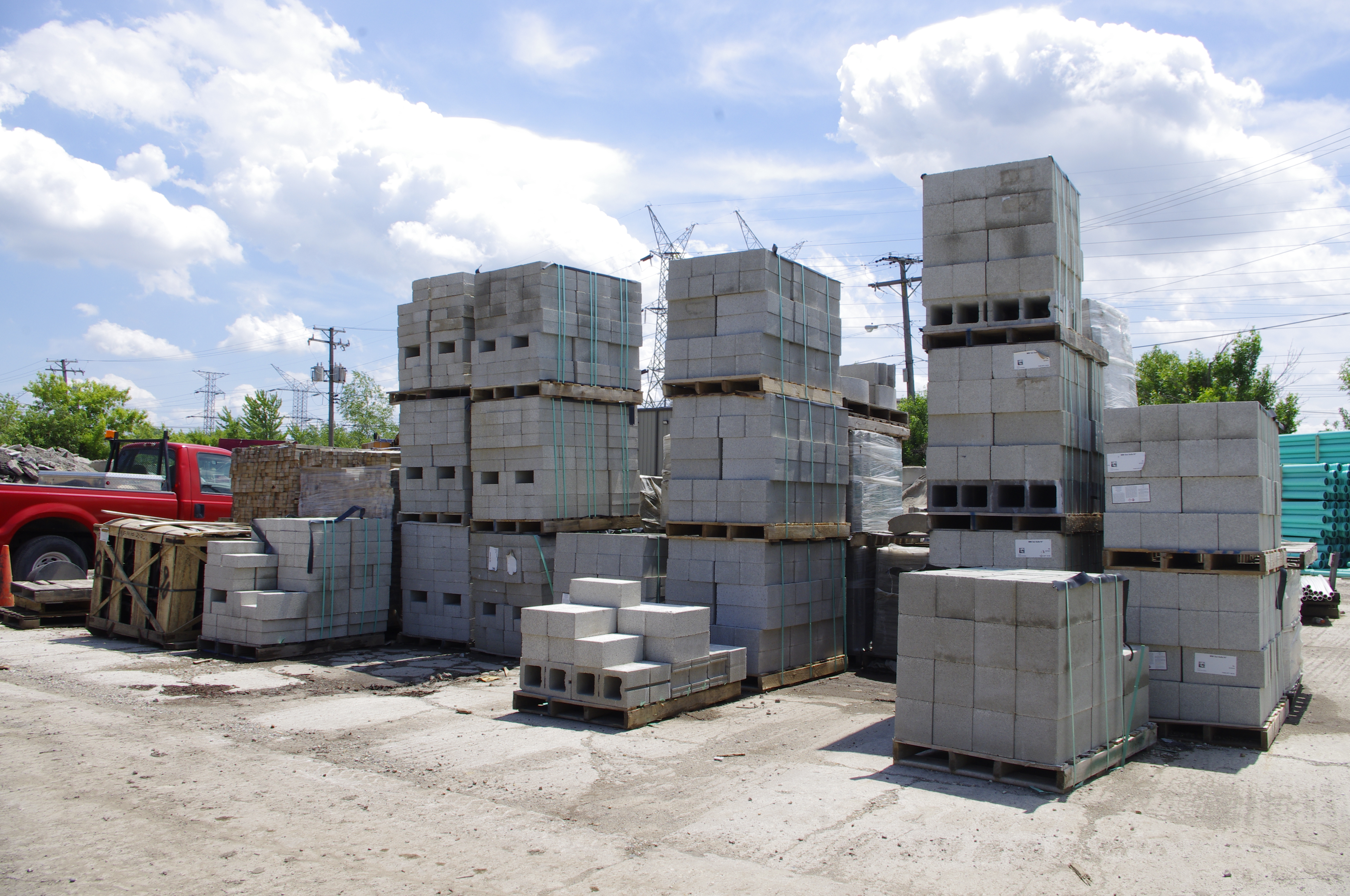 Solid Blocks Des Plaines Material Amp Supply